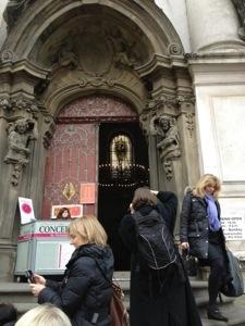 Venue 1 - PRAGUE 2012