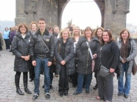 Di Voci in Prague - guided tour