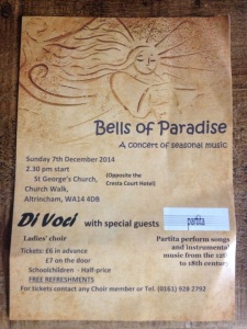 Di Voci Christmas Concert- Bells of Paradise.