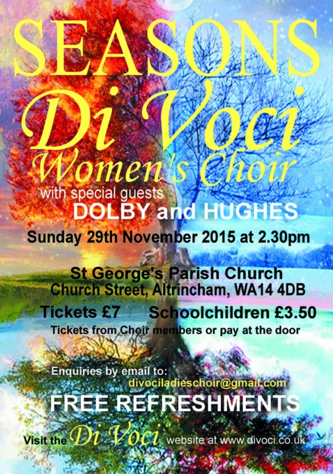 Seasons - Di Voci concert