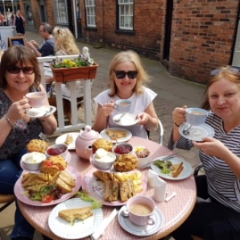 Afternoon Tea Lincoln